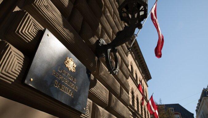 Populārākie politiskie spēki maijā ir 'Saskaņa', NA un ZZS, vēsta LTV