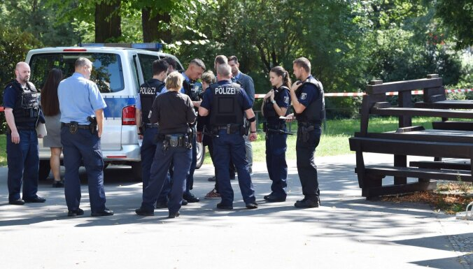 Журналисты установили личность убийцы чеченца в Берлине