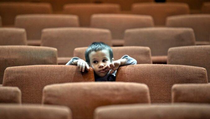 Ģimenes ar bērniem aicina uz bezmaksas kino seansiem