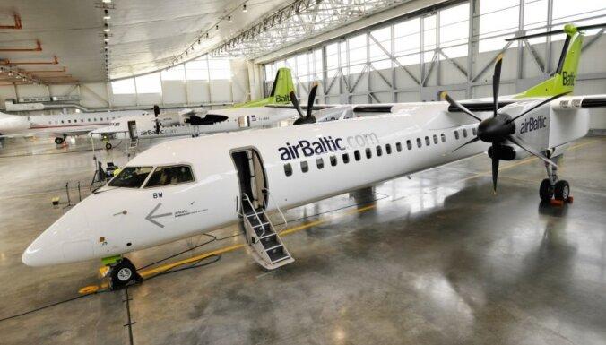 Латвия может продать airBaltic, получены конкретные предложения