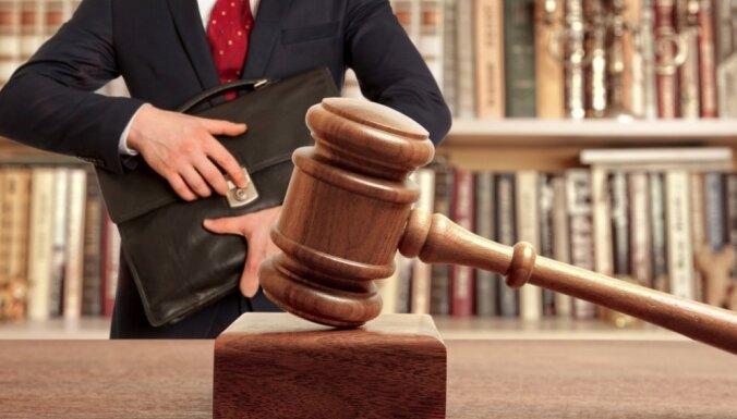 Судью Ориню отстранили от должности из-за возможной связи с задержанным миллионером Круминьшем