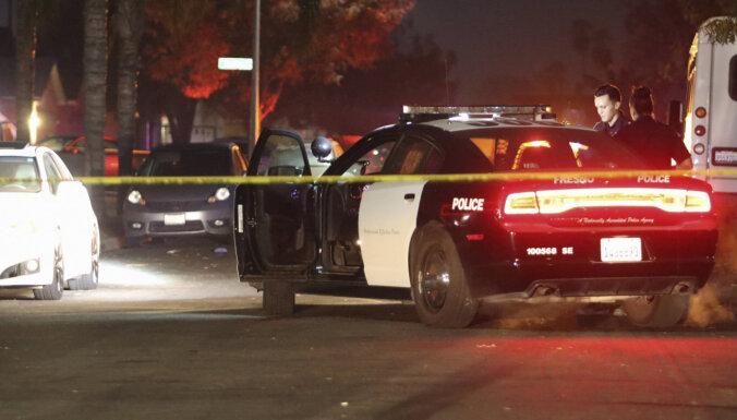 В результате стрельбы в Калифорнии погибли четыре человека