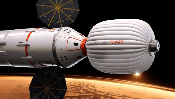 Мусульманам запретили полеты на Марс в один конец