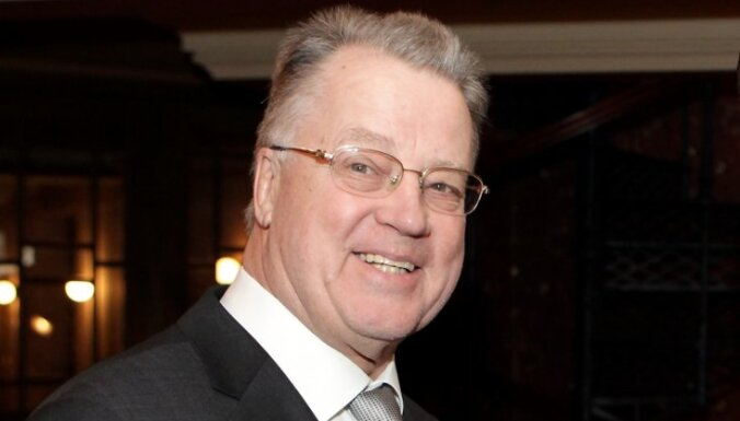 Eksprezidents Ulmanis pēc aiziešanas no Saeimas palielinājis uzkrājumus