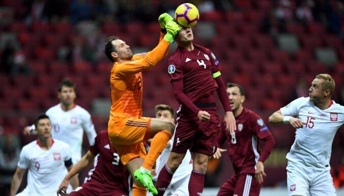 Polijas izlases galvenais treneris: pavasara spēle liecināja, ka Latvija ir nopietns pretinieks