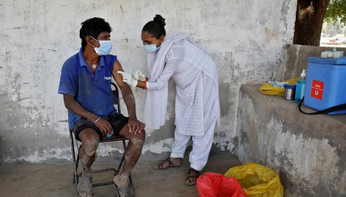 Covid-19: Indija apstiprinājusi 'Sputnik V' vakcīnas izmantošanu