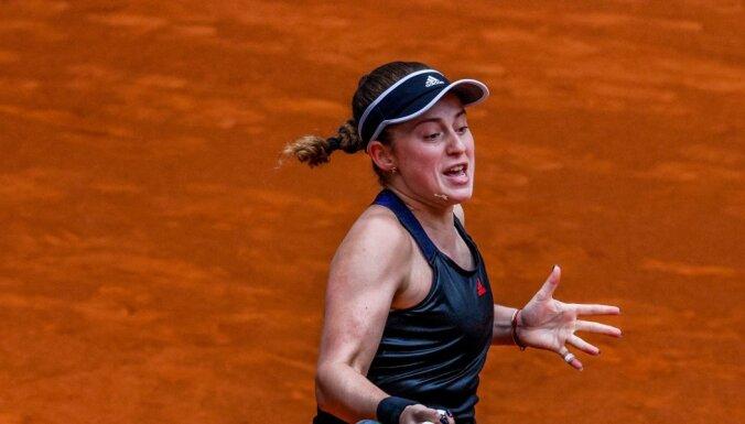 Остапенко проиграла полуфинал в Мадриде в паре с россиянкой
