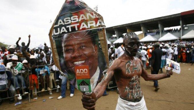 Kotdivuārā izcēlušās sadursmes starp Gbagbo un Uataras atbalstītājiem