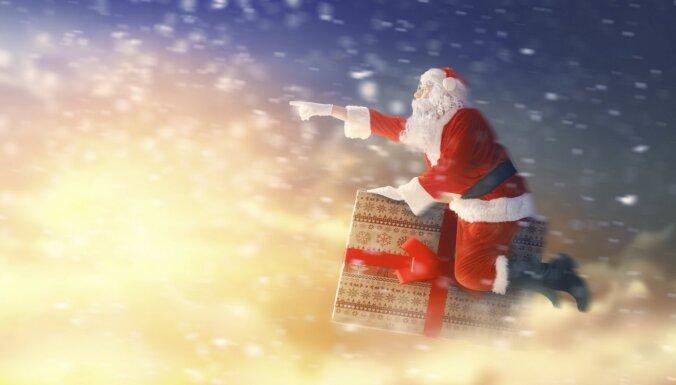 4000 reižu ātrāks par skaņu – Ziemassvētku vecīša trakā fizika