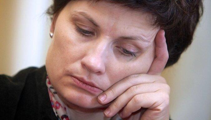 Винькеле рассказала, каково в Латвии работать министром
