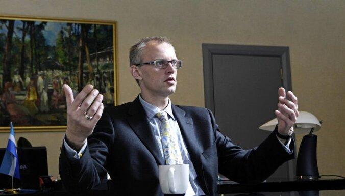Оппозиция Юрмальской думы вновь попытается сместить Труксниса с поста мэра