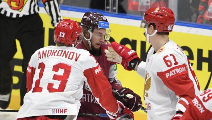 IIHF vēlas izmaiņas 2021. gada PČ – Krievijas izlase no Rīgas pārcelsies uz Minsku