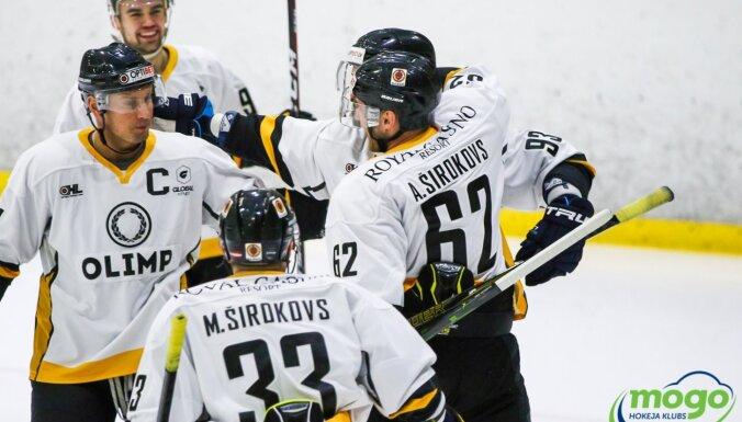 'Olimp' hokeja komandai Kontinentālā kausa izcīņā var būt cita izspēles kārtība