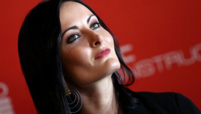 Otro reizi apprecējusies baletdejotāja Elza Leimane
