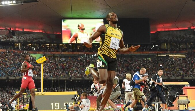 jamaica Usain Bolt Justin Gatlin
