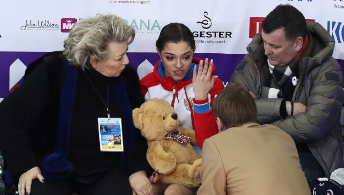 Фигуристку Медведеву не взяли в сборную России на январский чемпионат Европы