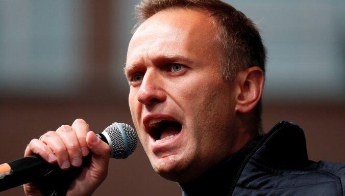 Против Навального завели дело о мошенничестве