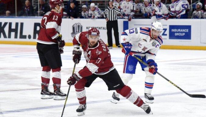 Rīgas 'Dinamo' lauž līgumu ar uzbrucēju Galjardi