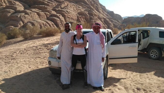 Solo ceļojums uz Jordāniju: praktiski padomi un ieteikumi apskates vietām