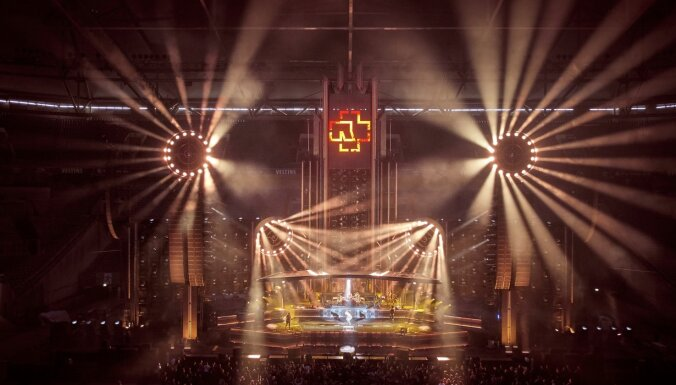 Pirms 'Rammstein' koncerta Lucavsalā noteikti vairāki satiksmes un apstāšanās ierobežojumi