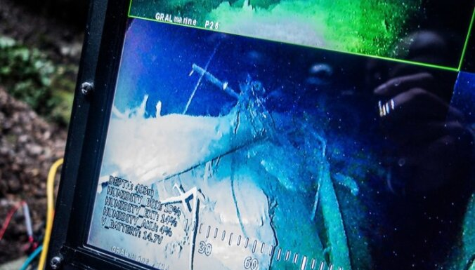 Čehijā atklāta pasaulē dziļākā zemūdens ala