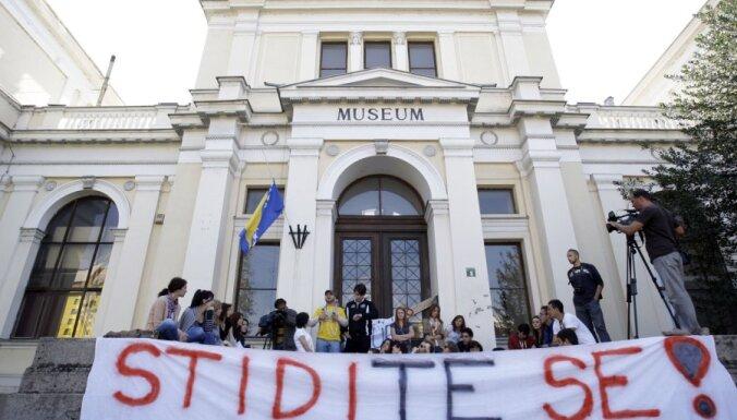 Slēgts Bosnijas Nacionālais muzejs, kas bija pastāvējis 124 gadus