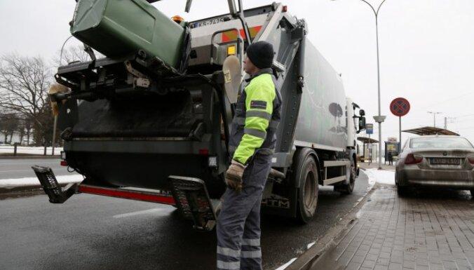 Вывоз мусора в Вильнюсе подорожает на 38 процентов