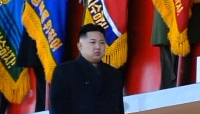 Ziemeļkoreja uzaicina ANO inspektorus novērot tās vienošanos ar ASV