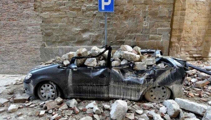 На Сицилии произошло землетрясение, есть пострадавшие