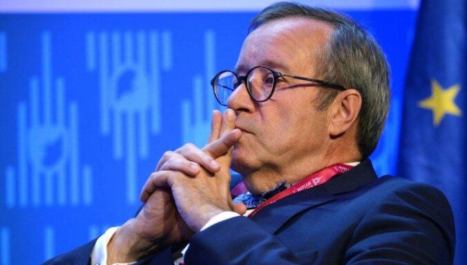Ильвес: в случае нападения на Эстонию Россия потеряет Санкт-Петербург и Омск