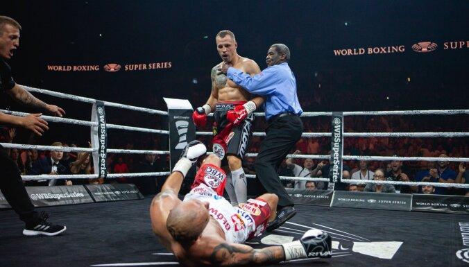 Бриедис нокаутировал Гловацки и стал чемпионом мира по версии WBO