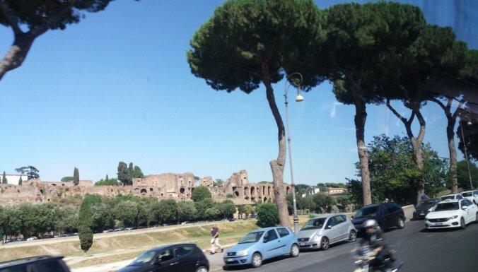 Ceļojuma stāsts: sasmelties sauli Romā un Venēcijā, lai silti vēl visu atlikušo gadu