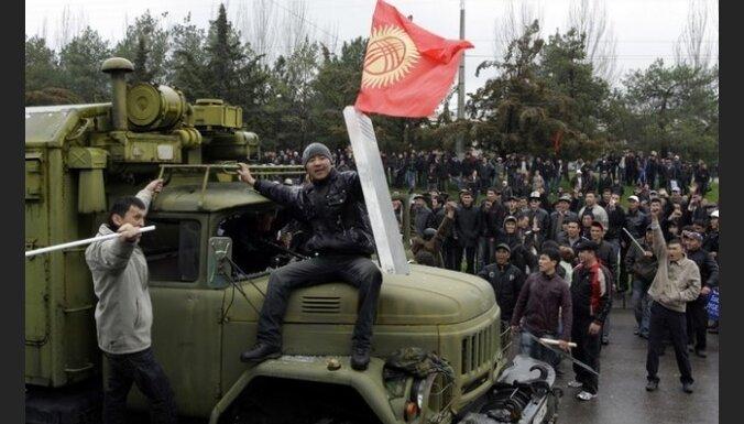 Назарбаев: мы спасли Киргизию от гражданской войны
