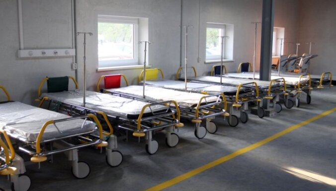 Ukrainā apstiprināti pieci saslimšanas gadījumi ar holēru