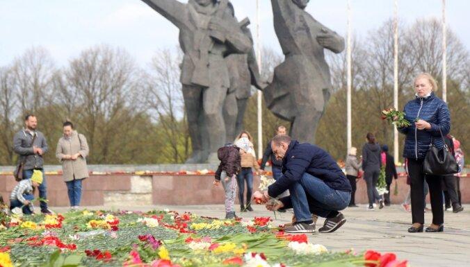Šogad organizēti 9. maija pasākumi Rīgā nenotiks, paziņo dome