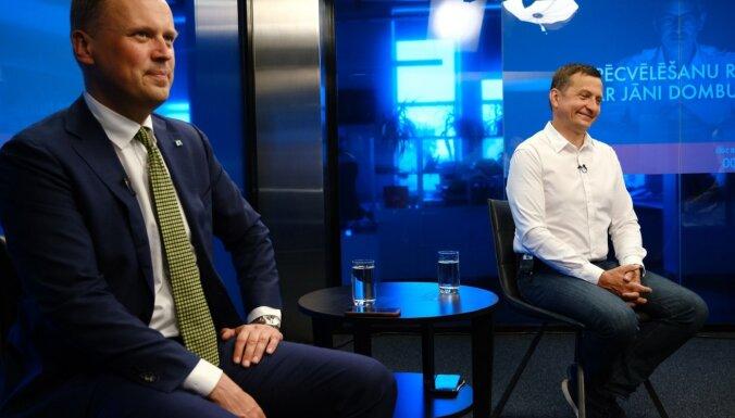 ZZS ir vēlēšanu uzvarētāji; LRA otrs ietekmīgākais, priecājas Krauze un Smiltēns