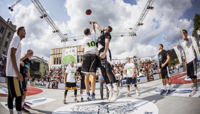 Basketbola turnīrs 'Krastu mačs' notiks arī šogad