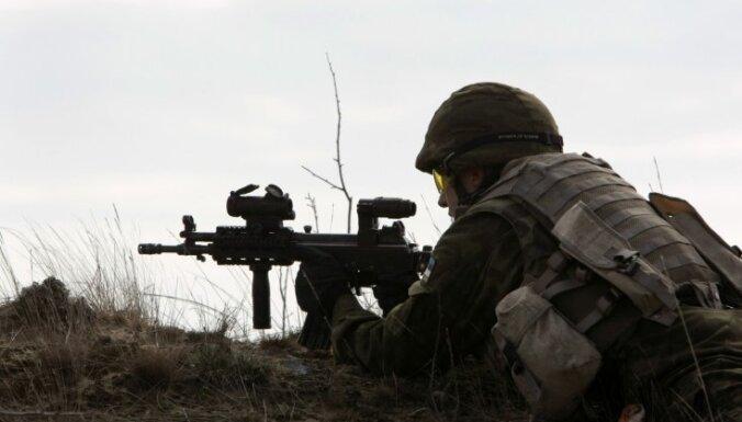 На Адажском полигоне расширят комплекс для обучения военных