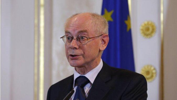Глава Евросовета: ночь опустилась, стало совсем одиноко