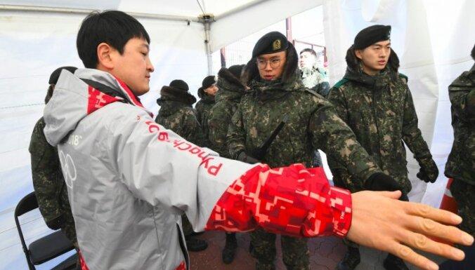 Агентов безопасности олимпийских объектов в Пхенчхане косит норовирус