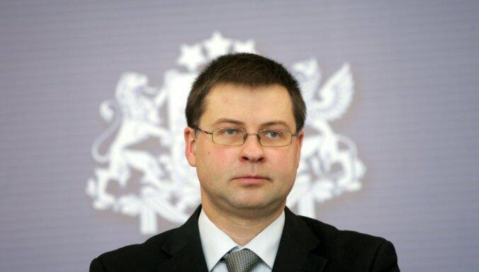 Домбровскис впервые потребовал отставки министра