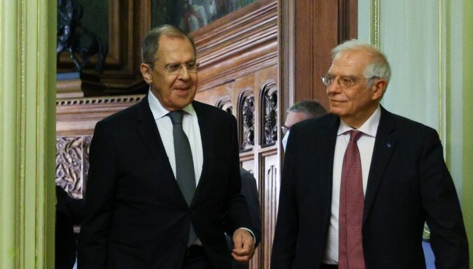 Представитель ЕС Боррель: Россия не хочет диалога, надо делать выводы