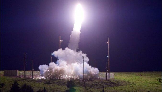 США провели испытания по перехвату аналога баллистической ракеты КНДР
