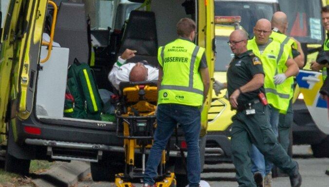 ФОТО, ВИДЕО: При атаке на мечети в Новой Зеландии погибли 49 человек