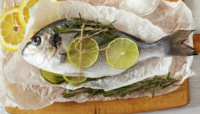 Маленькие хитрости: Как правильно приготовить рыбу целиком