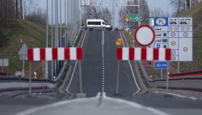 Министр: Польша вскоре надеется открыть границы для своих соседей