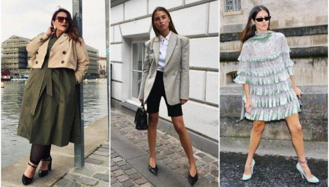 ФОТО. Как одеваться в апреле: 30 идей на каждый день месяца