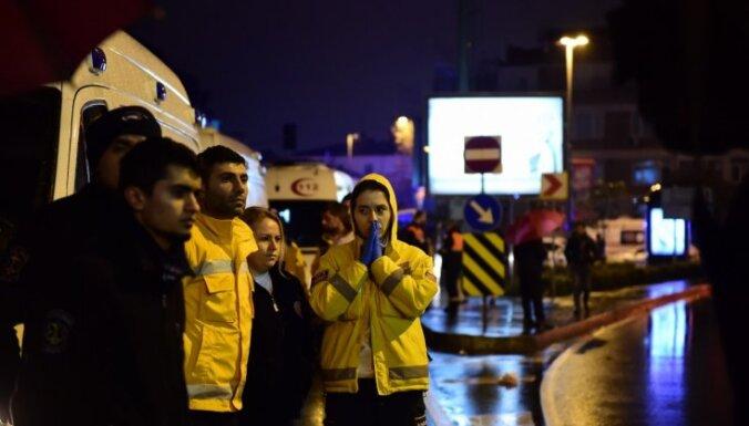 У МИДа нет информации о пострадавших в Стамбуле латвийцах