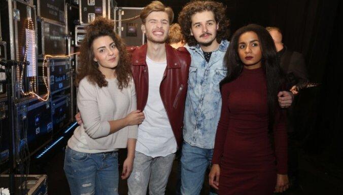 ФОТО: Кто поедет на Евровидение. Выбраны первые полуфиналисты