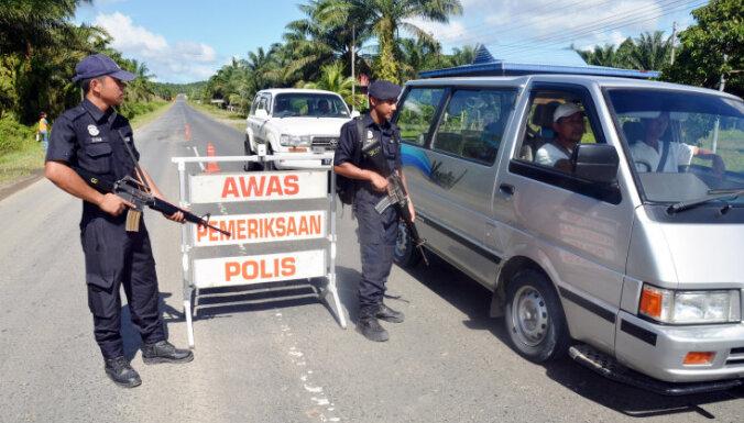 На остров Борнео высадился десант исчезнувшего государства